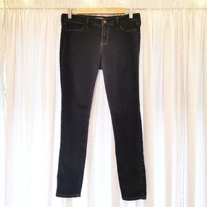 4/$20 Hollister Dark Blue Skinny Jeans